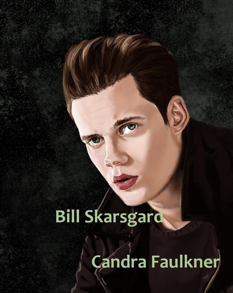 Bill Skarsgard by HasuReborn