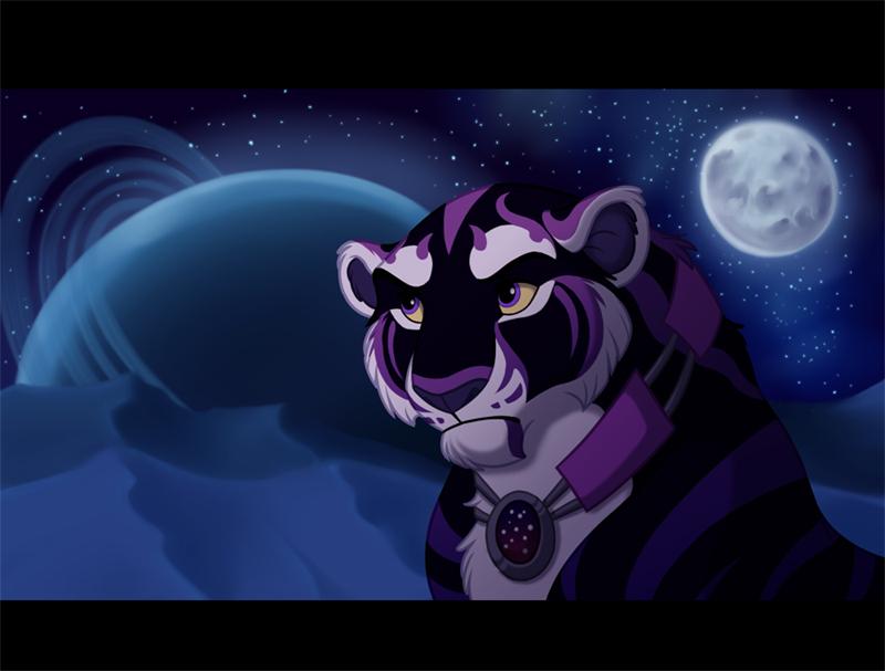 Star Tigress by kohu-arts