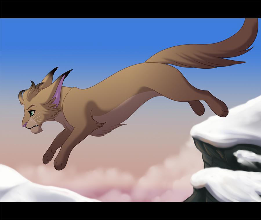 Leap by kohu-arts