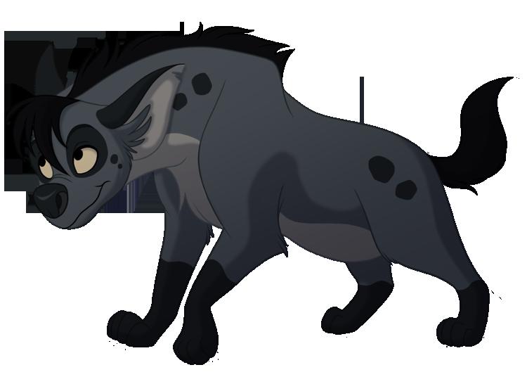 Hyena Lines by kohu-arts