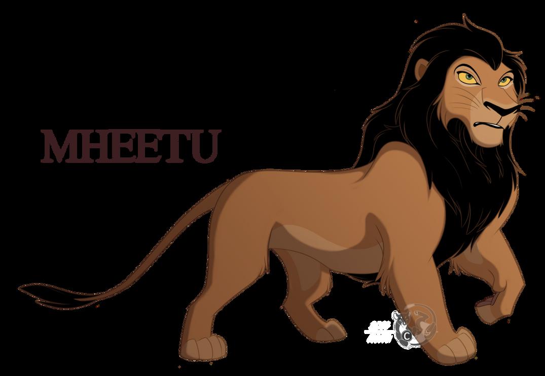 Character Design Lion King : Lion king mheetu