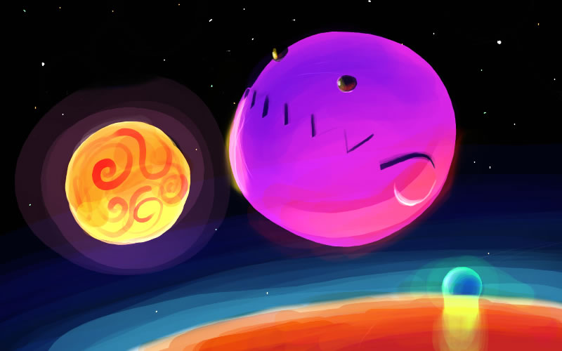 Chomp Luna by monking