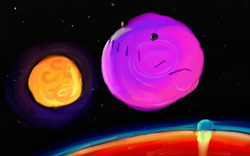 Chomp Luna prime by monking