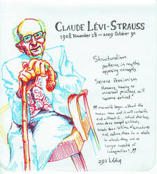 Goodbye Jean-Levi Strauss by monking