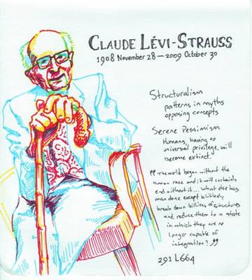 Goodbye Jean-Levi Strauss