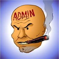 The Admin by monking
