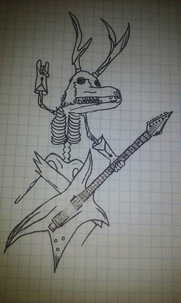 Rock and roll  by Dagisss