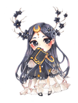 Chibi Deer by Isass