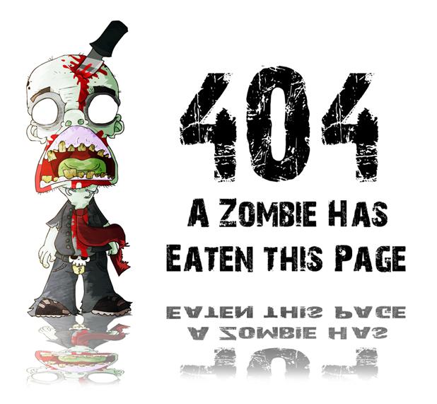 404 by Invader-Zero