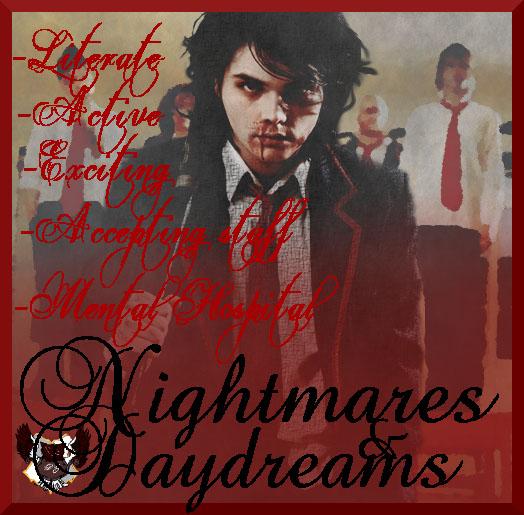 Nightmares & Daydreams || Lit. psychiatric(aka mental institute) hospital RP Nightmares_and_daydreams_advertisement_by_nocterma-d6mh11m