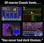 How Dark were the Classics?