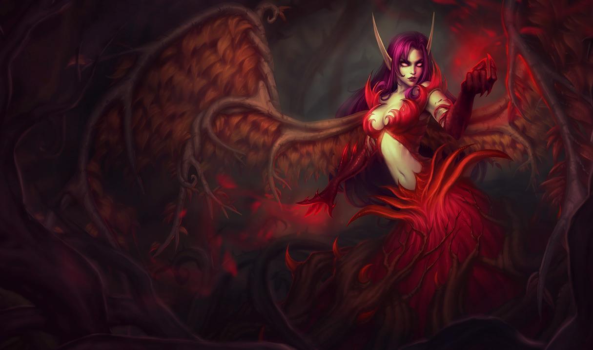 Blackthorn Morgana by yumedust