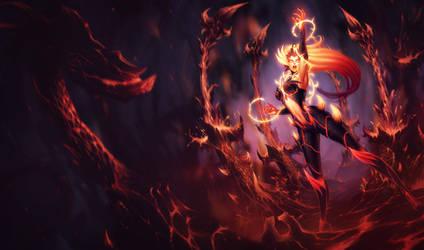 Wildfire Zyra by katiedesousa