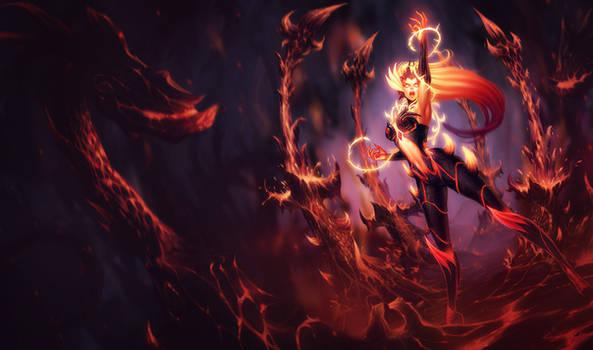 Wildfire Zyra