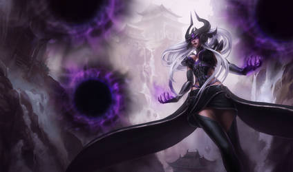 Syndra the Dark Sovereign