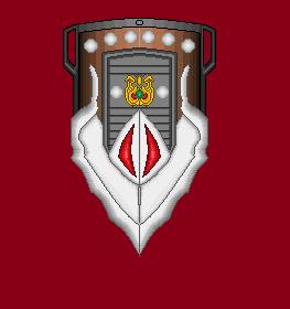 Original Shield: Razorback Shield by CrystalPhoenix2