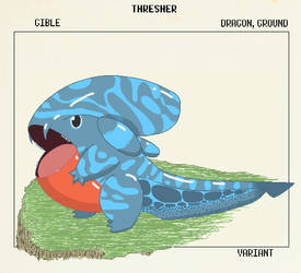 CC - Thresher the Gible