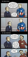 The Avenger Relationships of Agent Coulson by kmajor