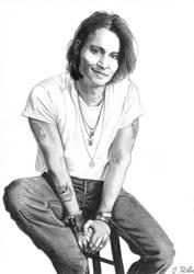 Johnny Depp 2 by Bellchen87