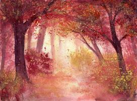 forest by Bellchen87