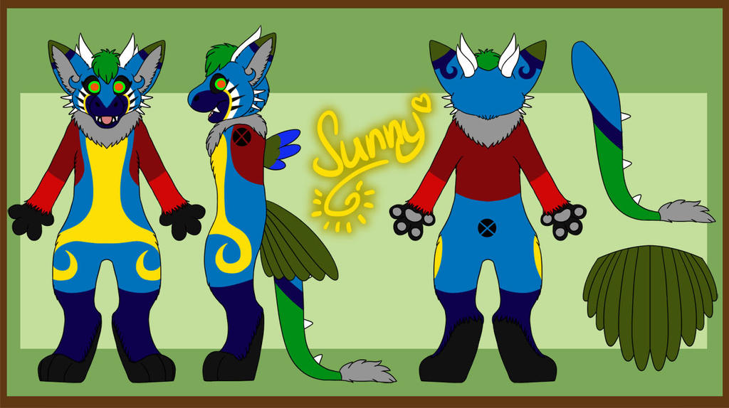 File name sunny fursuit reference by radcatblakat d6t5f5t