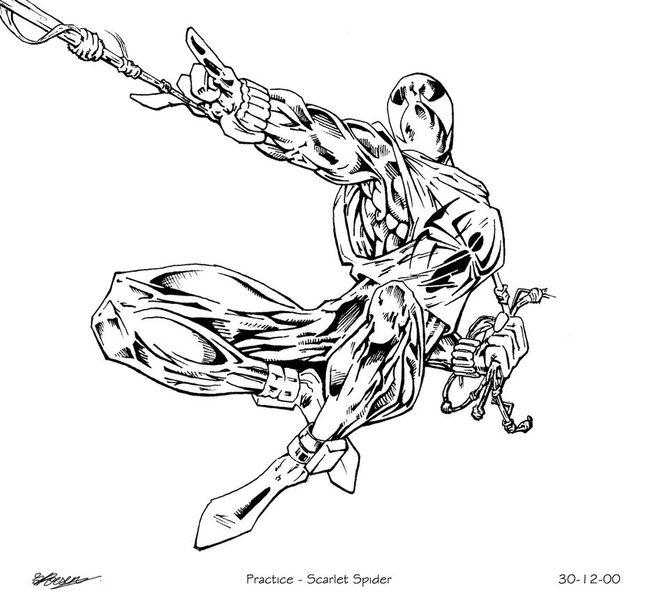 scarlet spider 121 pages - photo #28
