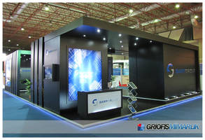 Sarp Group Exhibition Stand Photo by GriofisMimarlik