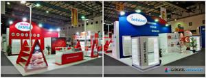 Ulker Tekozel Exhibition Stand Photo