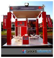 AGCO Exhibition Stand Photo by GriofisMimarlik