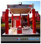 AGCO Exhibition Stand Photo