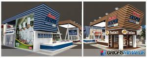 Ulker Eksper Exhibition Stand 01 3D