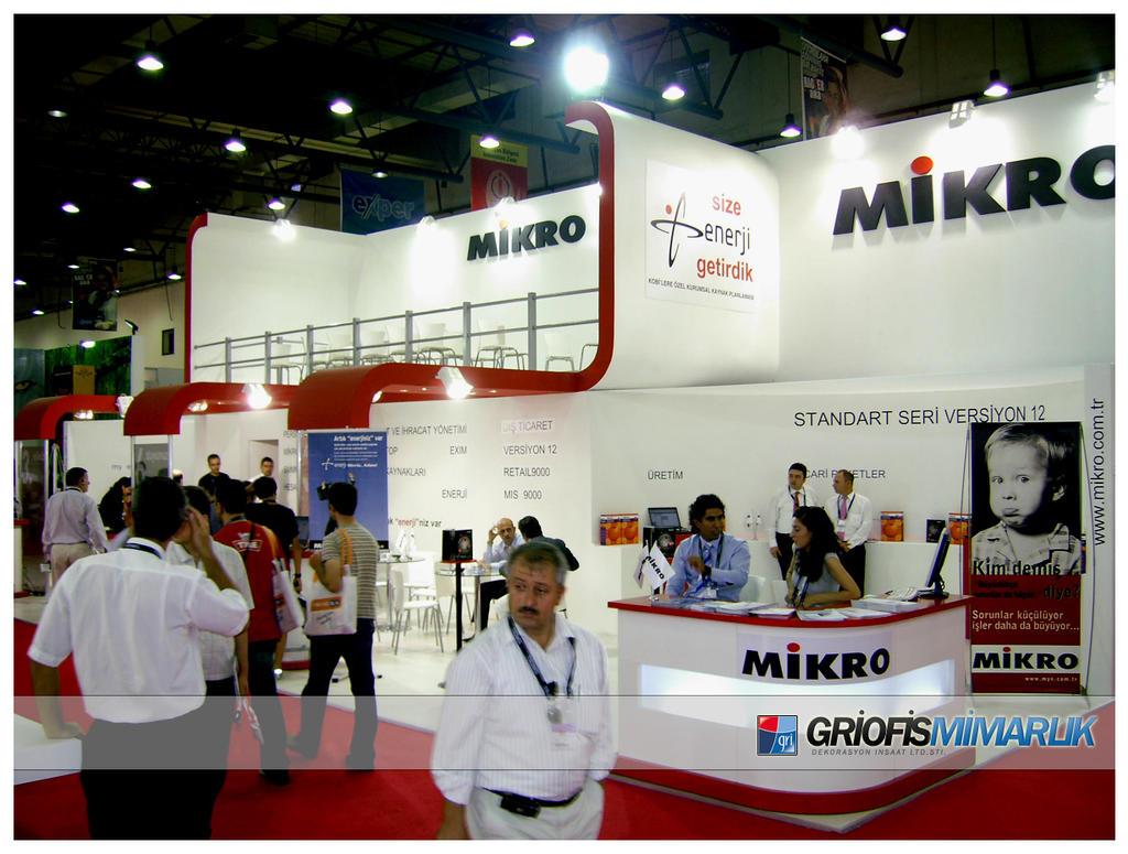 Exhibition Stand Etiquette : Mikro exhibition stand photo by griofismimarlik on deviantart
