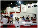 MIKRO Exhibition Stand Photo