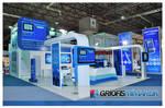 Turkiye Is Bankasi Exhibition Stand Design Photo