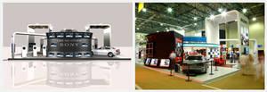 SONY Exhibition Stand Design