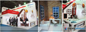 Softtech Exhibition Stand Design Photo