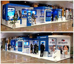 Is Bankasi Exhibition Stand 2013 Photo