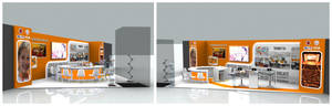 YGA Exhibition Stand 3D