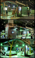 Ortadogu Grup Exhibition Stand Design Photo