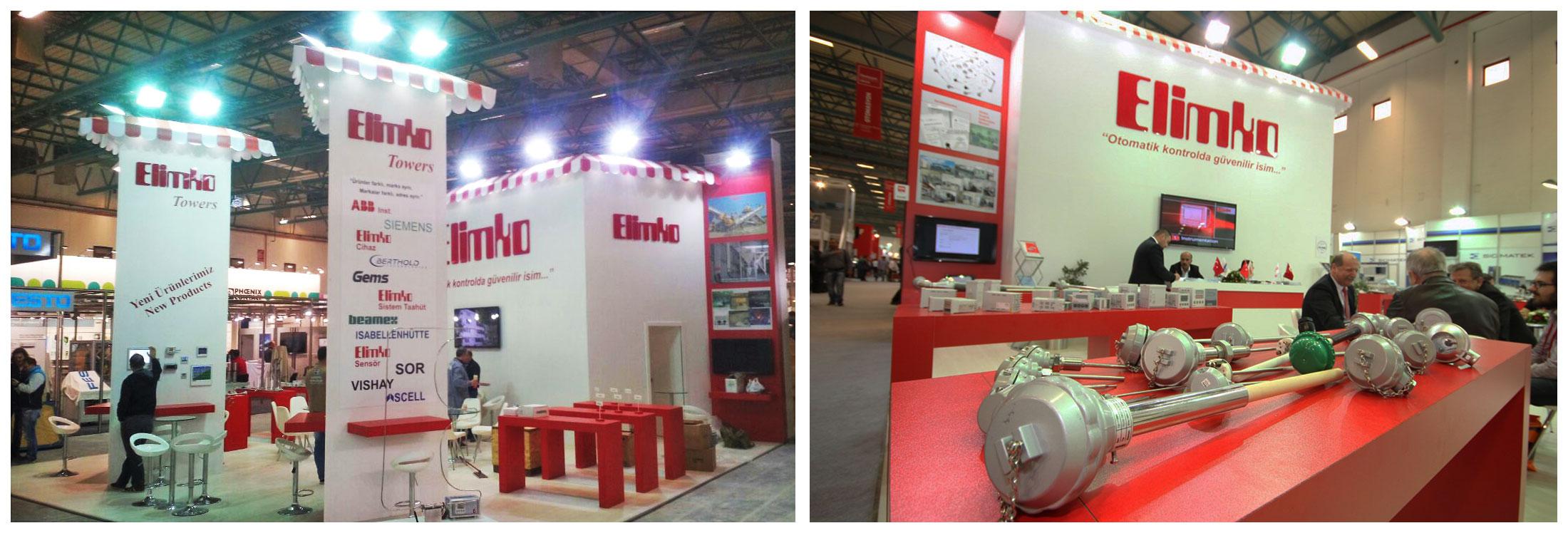 Elimko Exhibition Stand Design Photo by GriofisMimarlik