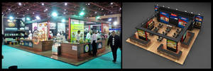 Ulker Eksper Anfas Exhibition Stand Design Photo 3