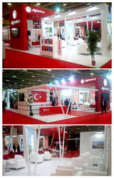Aytemiz Exhibition Stand Design Photo