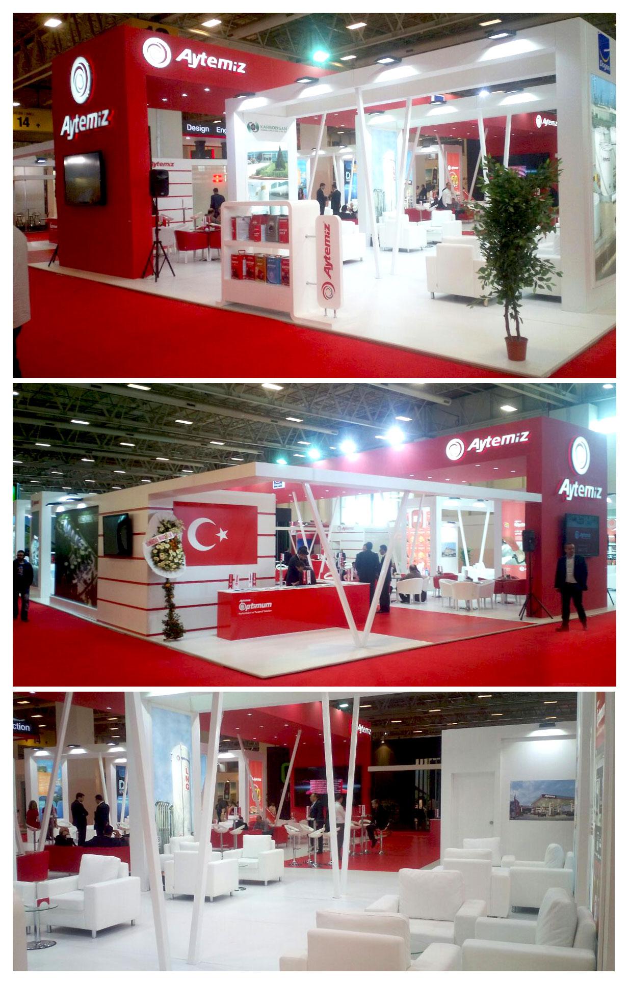 Aytemiz Exhibition Stand Design Photo