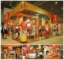 Superfresh Exhibition Stand Design Photo
