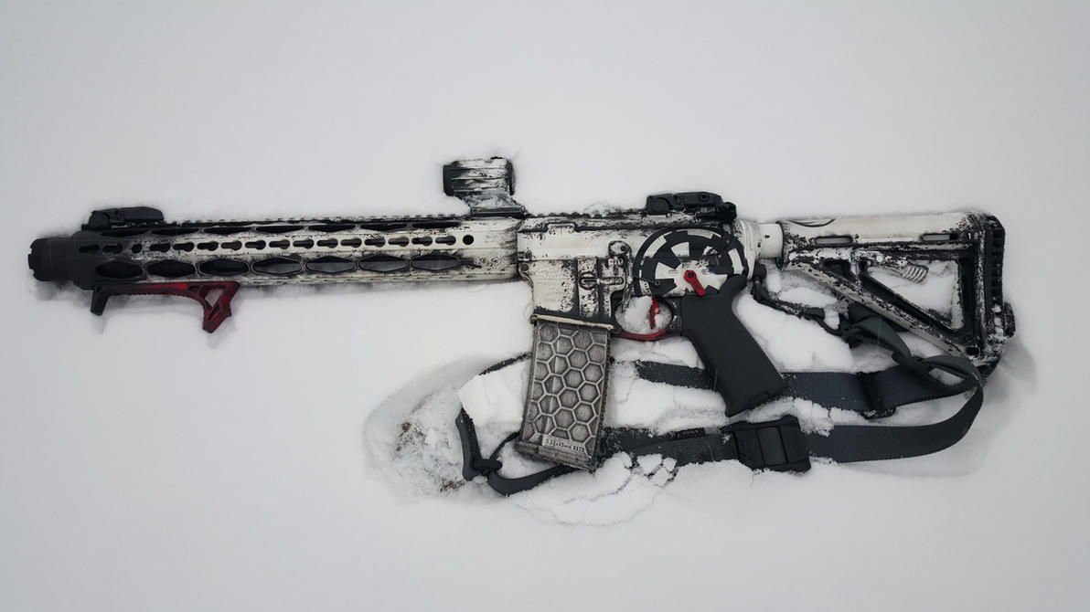Hoth Blaster 2 by fixer
