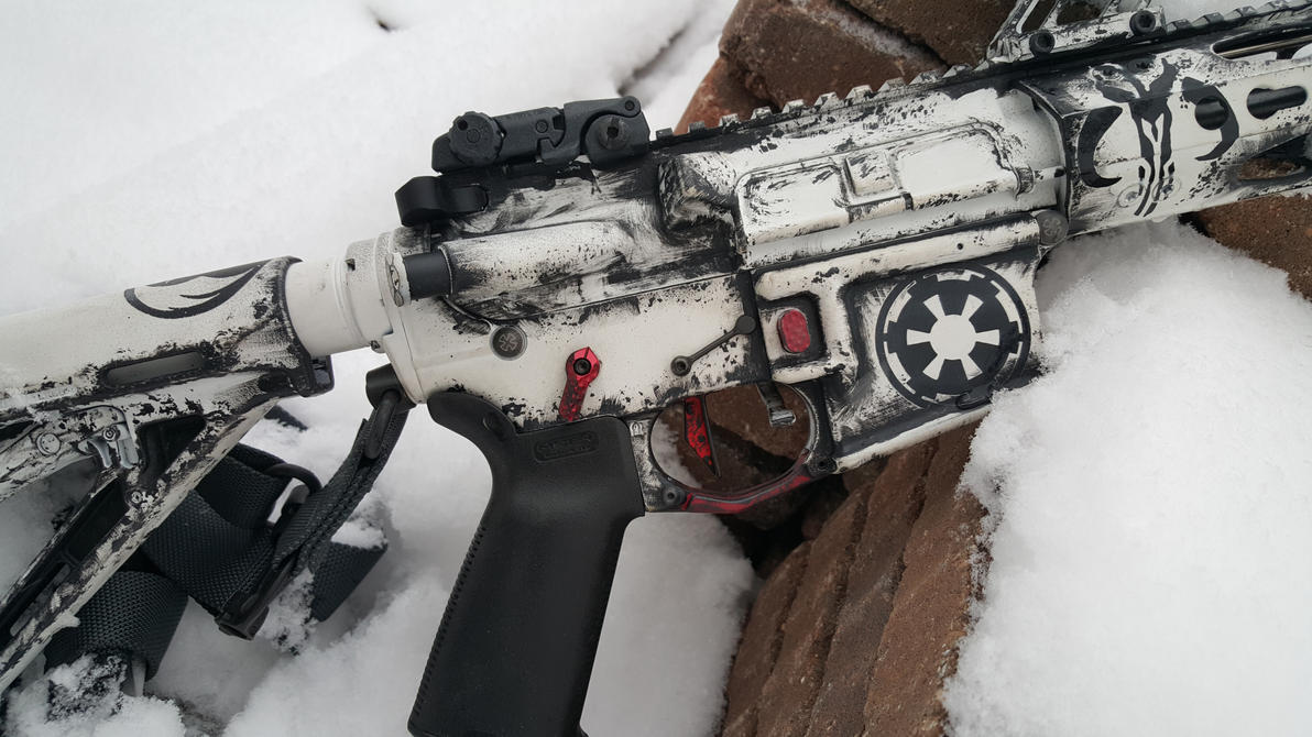 Hoth Blaster 5 by fixer