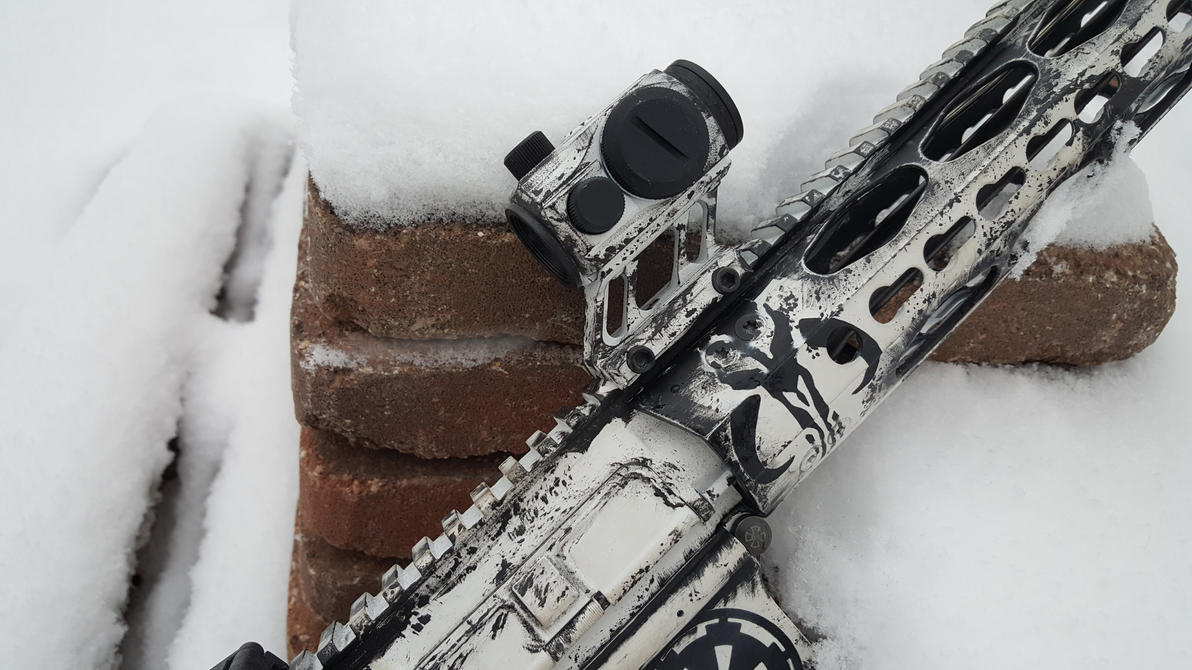 Hoth Blaster 4 by fixer