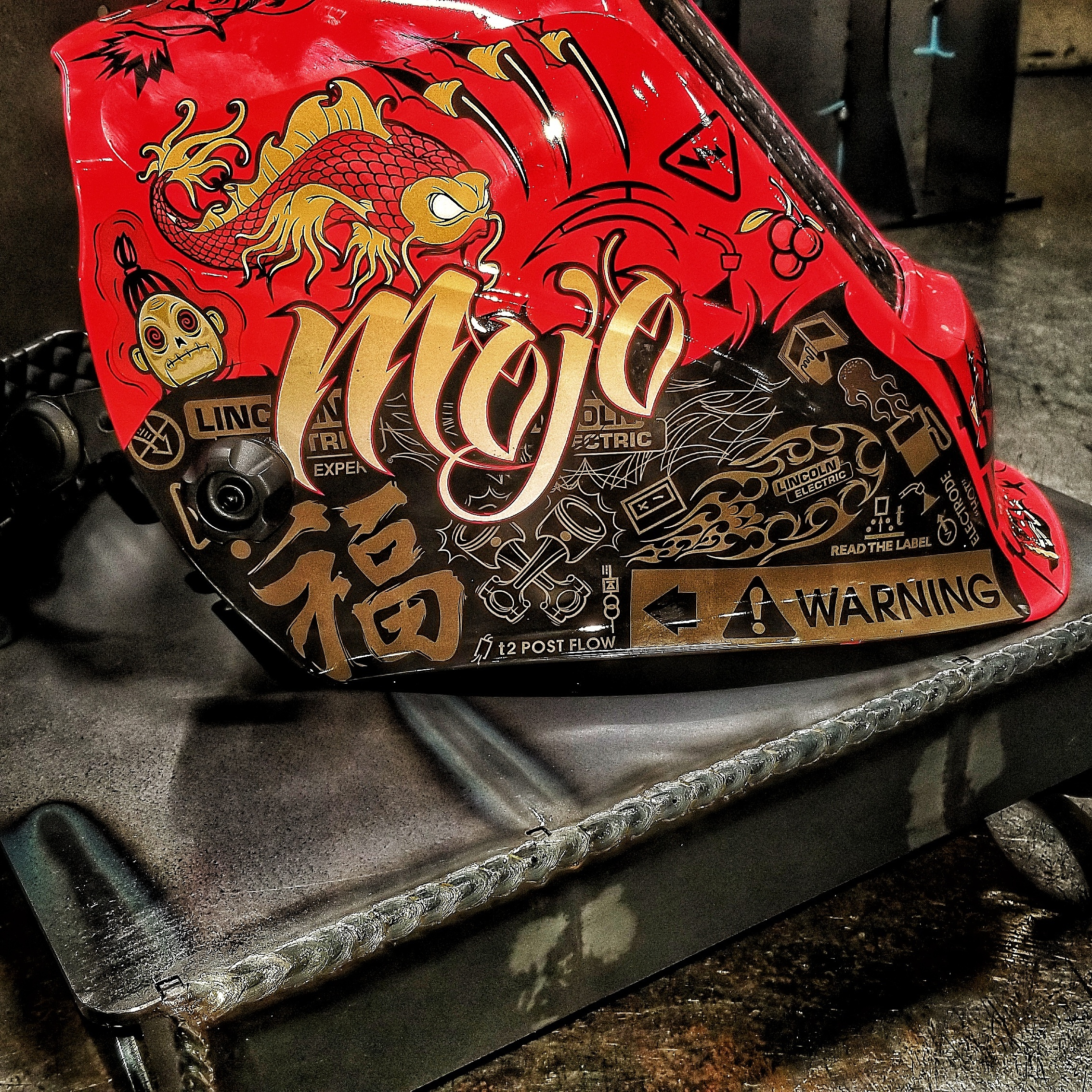 darkening model product tools auto bloodshot welding lincoln shop electric helmets helmet