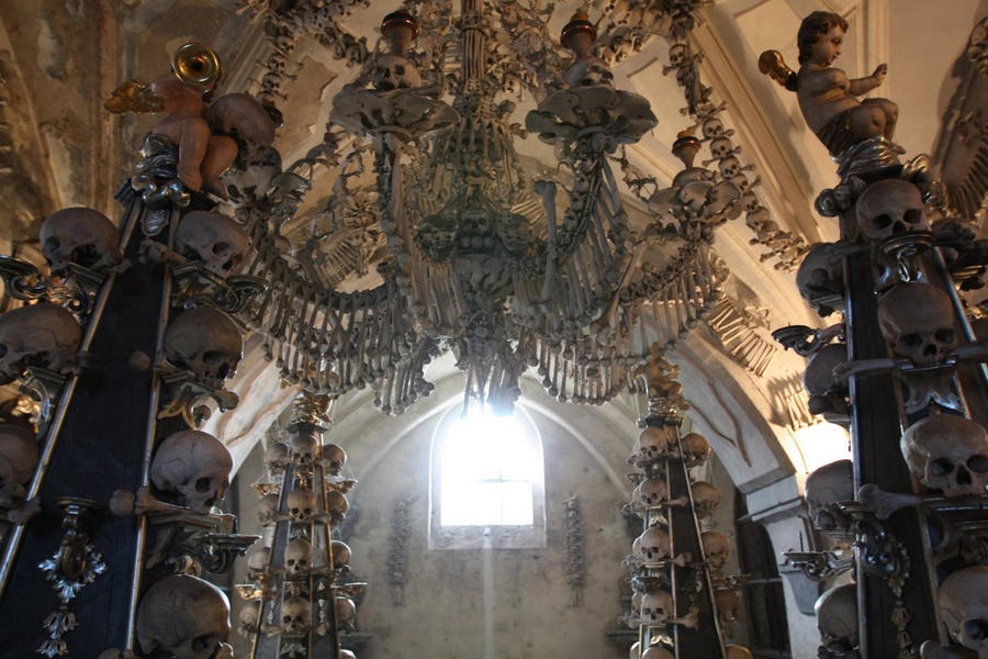 Bone chandelier take 2 by koudanshi on deviantart bone chandelier take 2 by koudanshi aloadofball