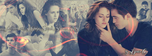 Cover for my facebook page (Twilight)